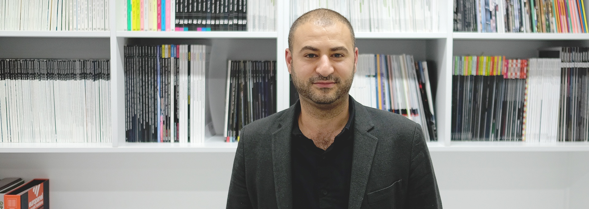 Georges El Boustani staff member at Martin and Ollmann Crows Nest office