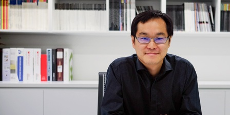 Calvin Ma staff member at Martin and Ollmann Crows Nest office