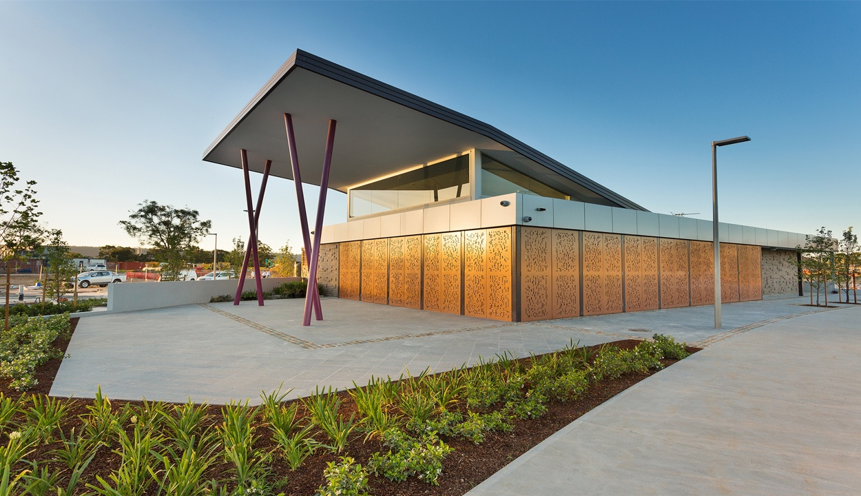 Penrith community pavilion building
